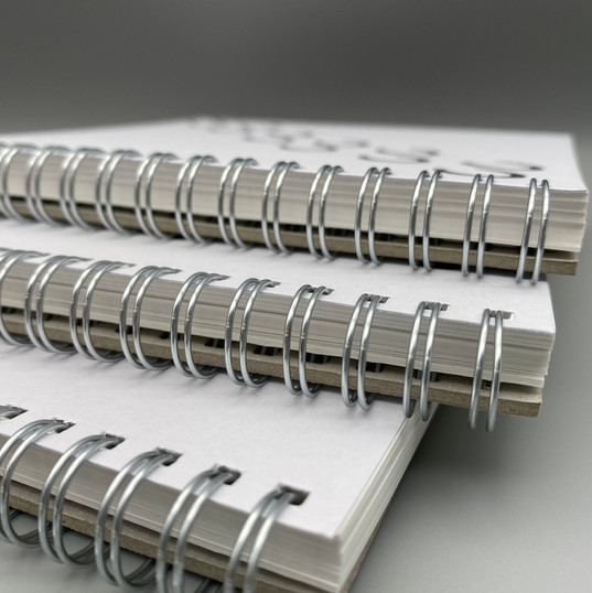 Wire o Bound Notebooks