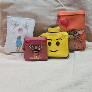 Baabaawitch Pouches