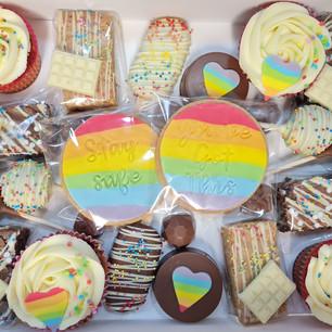 Rainbow Graze Box