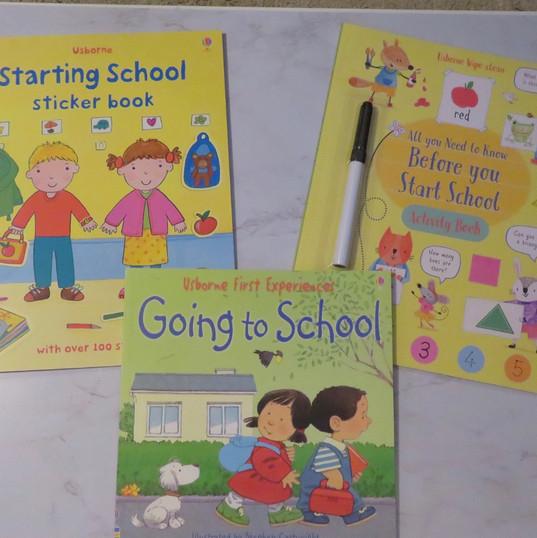 Starting School Bundle