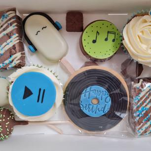 DJ & Vinyl Graze Box