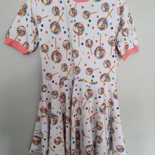 Bella Dress Lollipop Age 6
