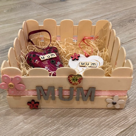 Mother's day crate