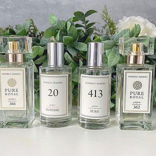 Pure & Royal 50ml fragrances