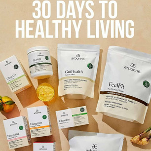 30 Days to Healthy Living Nutrition Plan