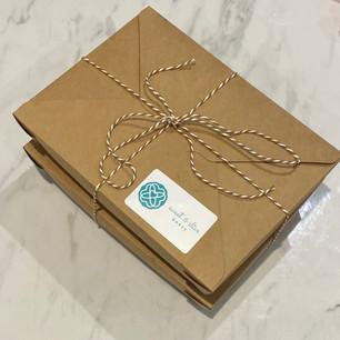 Sweet and Slice Bakes packaging