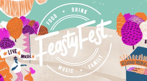 Feasty Fest Logo