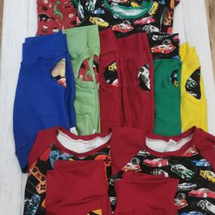 Shorts & Tshirts set of 7