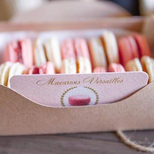 Box of 10 macarons