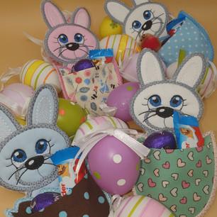 Easter Bunny Treat Pocket