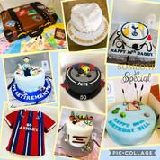 Celebration cakes...
