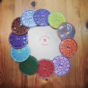 Baabaawitch - Multiplication Wheels