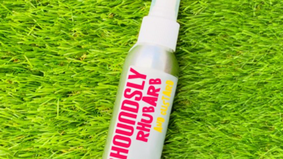 Houndsly Pawfume - Rhubarb & Custard