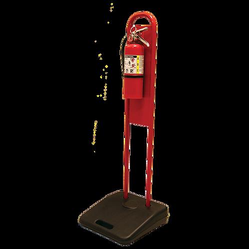 Economy Fire Extinguisher Stand