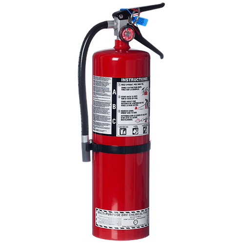 10 lb. ABC Strike First Fire Extinguisher