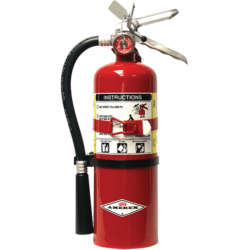 5 lb Amerex ABC Multi-Purpose Fire Extinguisher