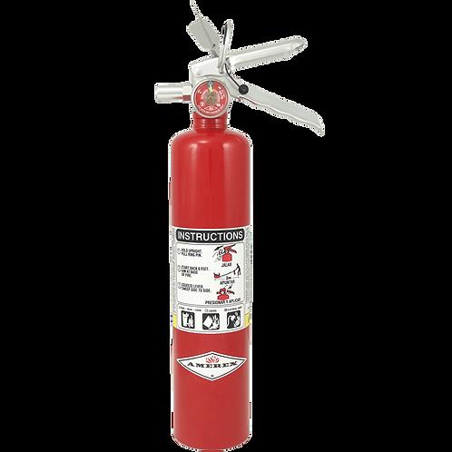 2.5 lb Amerex ABC Multi-Purpose Extinguisher/ Vehicle bracket
