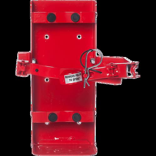 Ansul Style 10 lb. Cartridge Operated Bracket