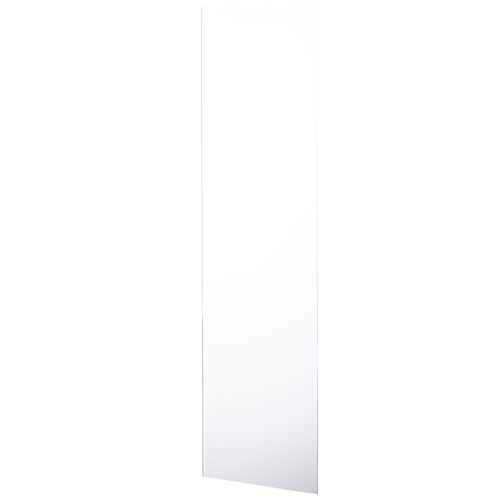 4 x 13 Acrylic Front for Cabinet Viewing Panel
