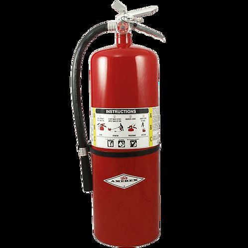 20 lb Amerex ABC Multi-Purpose Extinguisher