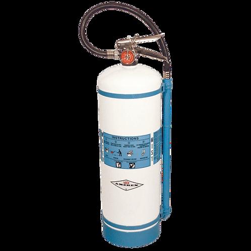 2.5 gal. Amerex Water Mist Fire Extinguisher w/ wall hanger