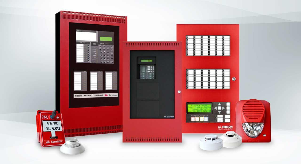 Commercial Fire Alarm Consultation