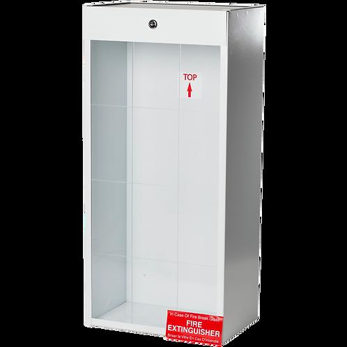 10 lb. Extinguisher Classic Cabinet