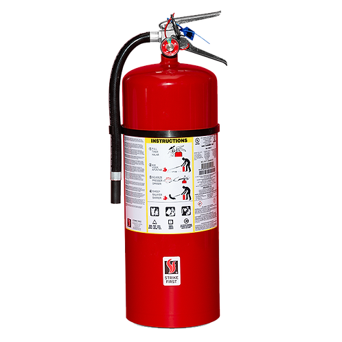 20 lb. ABC Strike First Fire Extinguisher