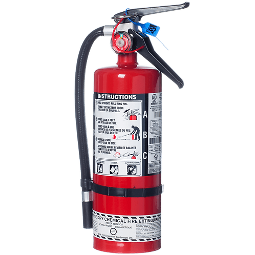 5 lb. ABC Strike First Fire Extinguisher