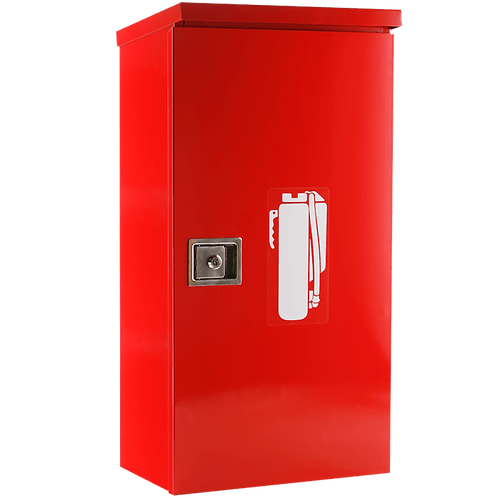 Extinguisher Outdoor Surface Mount Cabinet