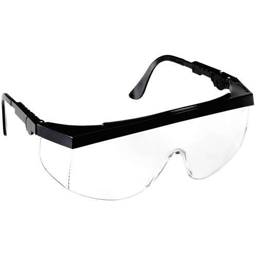 Tomahawk Safety Glasses, Clear Lens
