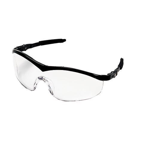 Storm Safety Glasses, Clear Anti-Fog Lens