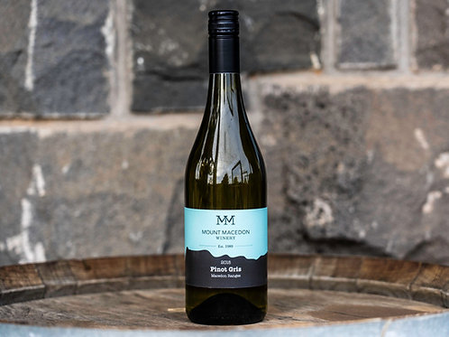 Macedon Ranges 2018 Pinot Gris - Mount Macedon Winery