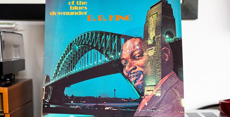B.B. King – Master Of The Blues Downunder (LP)