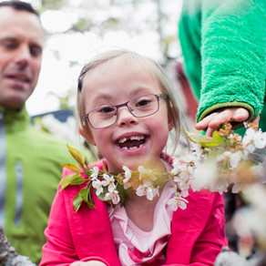 Bringing community online for those with Down Syndrome