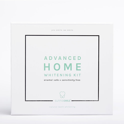 SunnaSmile Advanced Home Whitening Kit