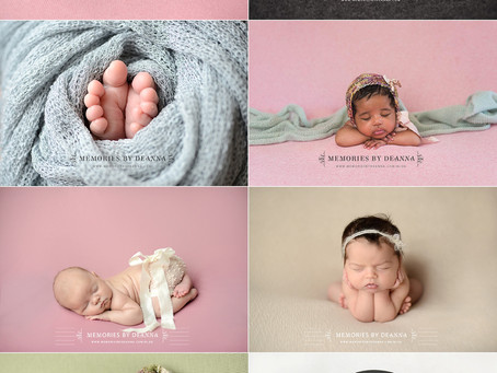 The Ultimate Newborn Posing Guide