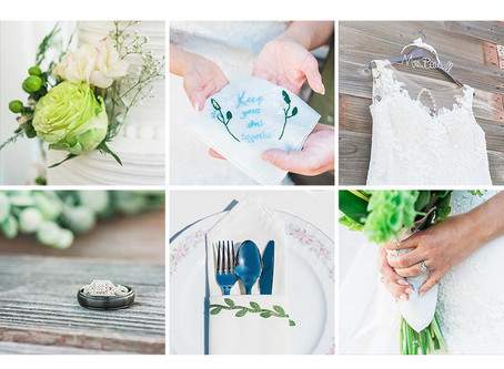 Sample Wedding Album - Diaz Powell Wedding