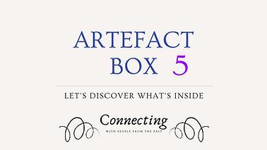 Artefact Box 5 Sarah O'Brene.png