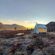 Canol Trail Shelters
