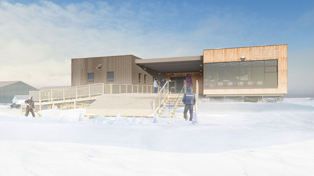 Nunavut Water Board Office