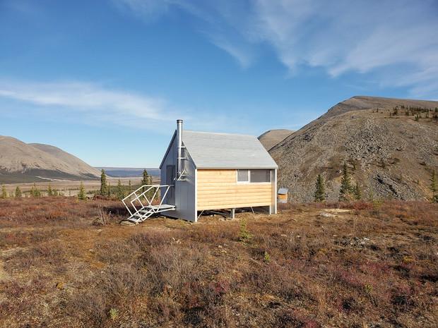 Canol Trail Shelter