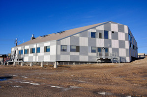 Hamlet Office in Gjoa Haven, Nunavut