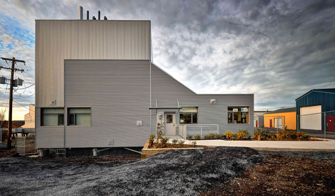 Western Arctic Research Centre in Inuvik, NWT