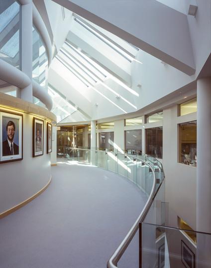 NWT Legislative Assembly skylight