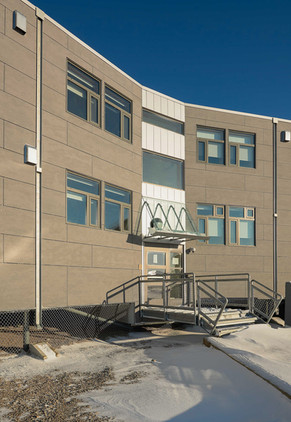 Northern Arctic College Student Residence & Daycare, Cambridge Bay NU