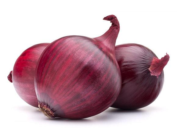 1kg d'oignons rouges de Fresnay-l'Évêque