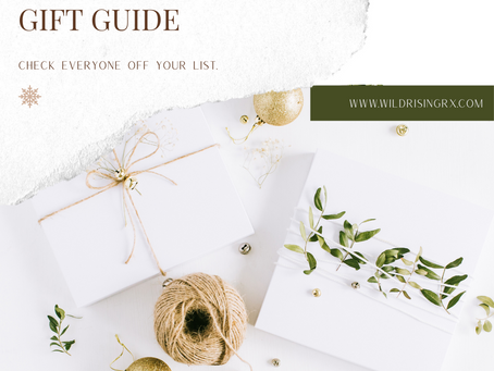 HOLIDAZE GIFT GUIDE