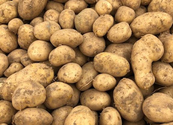 1kg de pommes de terre Ecrin (chair Jaune)