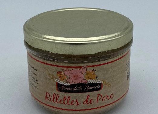 Rillettes de porc